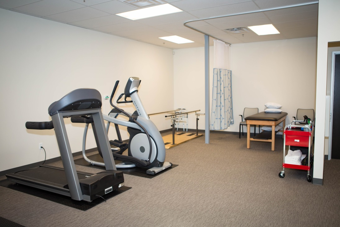 ARC Physical Therapy & Wellness Center Equipment