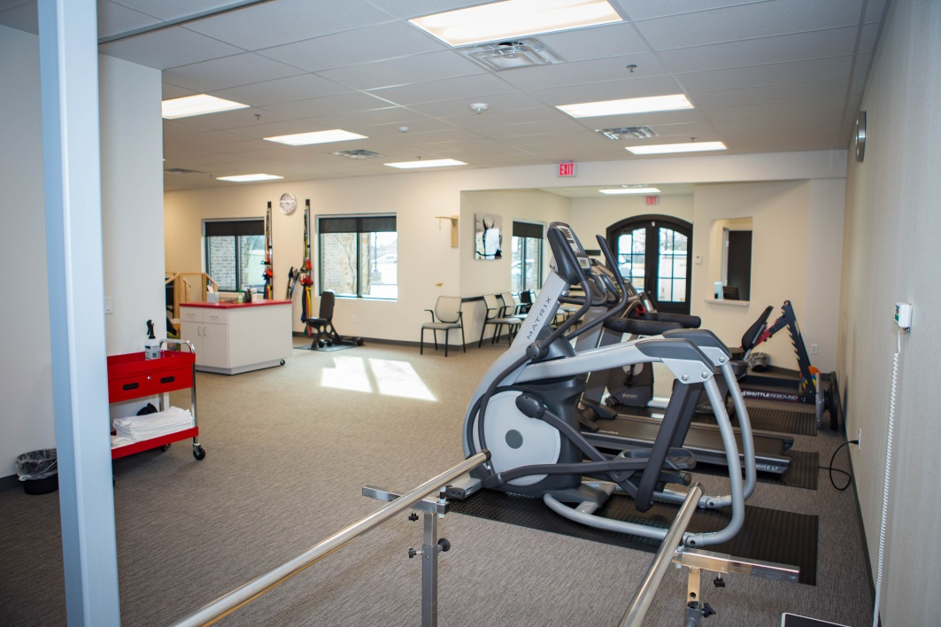 ARC Physical Therapy & Wellness Center Interior